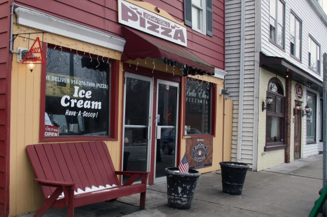 Bella Ella's Pizzeria in Croton Falls is among the local employers hiring.