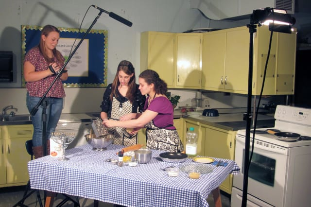 Kenzie's Kitchen is among the many classes planned for North Salem's How To Festival.