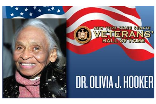 Olivia Hooker, an honored veteran and 60-year Greenburgh resident, will talk about the African American community's cultural history in Greenburgh on Tuesday.