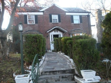 This home on Ritchie Drive is just one of the properties scheduled for open houses in Yonkers this weekend.