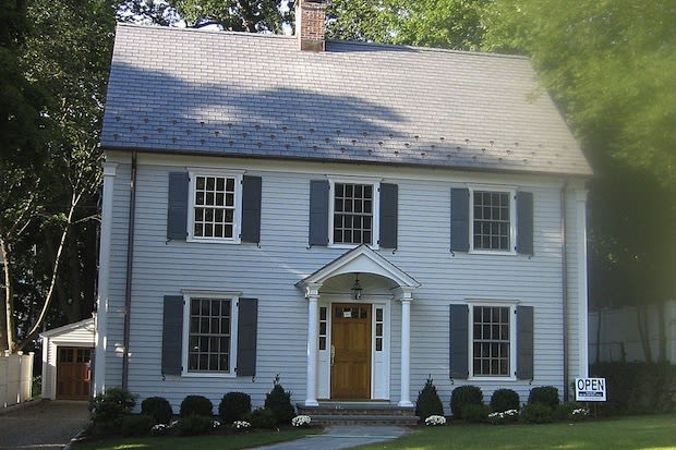 This home on Devon Road was Darien's highest property transfer last week, selling for $1.575 million.