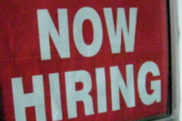 There are several job openings around Eastchester and Tuckahoe this week.
