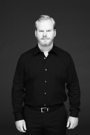 Comedian Jim Gaffigan will perform two shows Friday night at The Capitol Theatre in Port Chester.