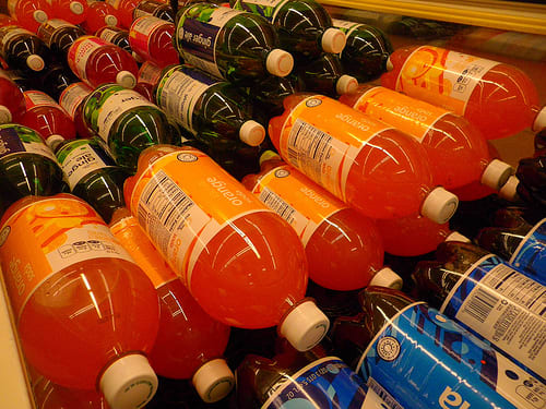 Danbury residents said they would not support a ban on large amounts of soda, similar to one set to take effect March 12 in NYC.