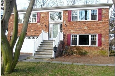 Homes like this four-bedroom raised ranch will be holding open houses in Greenburgh this weekend.