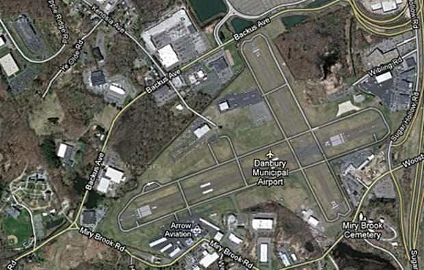 The Danbury Municipal Airport sees more than 70,000 flights every year with the assistance of FAA funding.