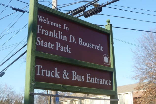 Police at Yorktown's FDR State Park said Monday they were investigating a report of multiple vehicle break-ins at the park.