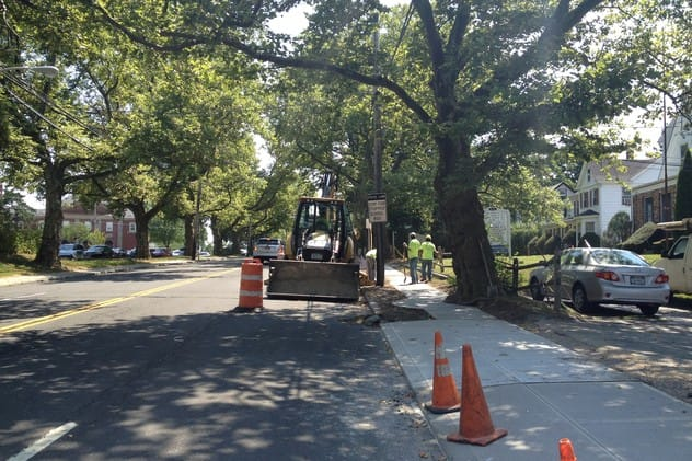 Eastchester will get more than $115,000 in state aid to help improve and maintain its roads.