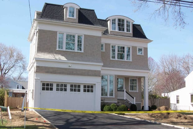 This Birch Road home was one of three Fairfield properties to sell for more than $1 million last week.
