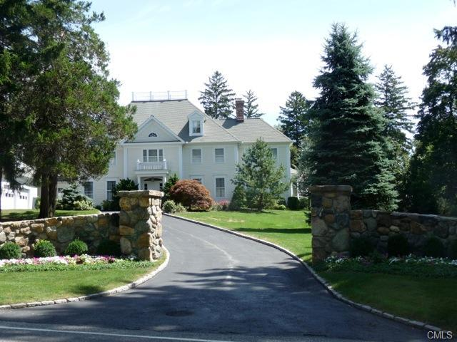The home at 585 Weed St., New Canaan was recently sold for $2.78 million.