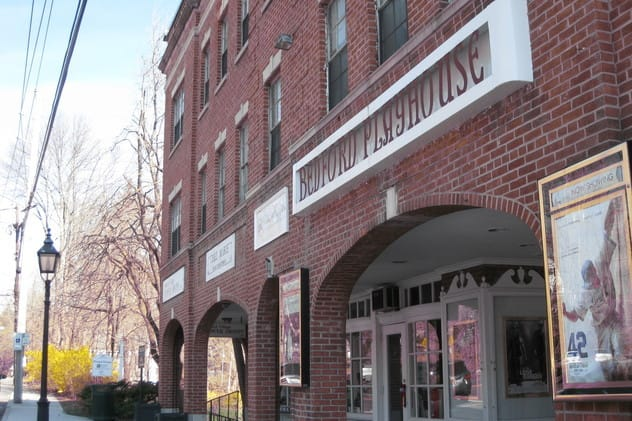 The Mount Kisco Cinema and Bedford Playhouse were sold to Bow Tie Cinemas this week.