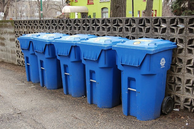 Eastchester recycled just 53 percent of its waste stream in 2012.