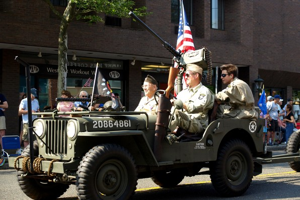 Don't miss Westport's annual Memorial Day parade Monday at 9 a.m.
