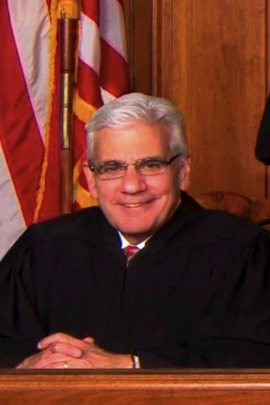 Associate Justice Daniel D. Angiolillo of Harrison is seeking re-election to the state Supreme Court.
