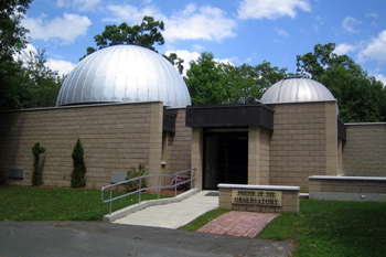 See the fall schedule of events at the WestConn planetarium in Danbury.