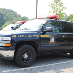 New York State Police arrested a Lake Peekskill man for allegedly driving while intoxicated recently.
