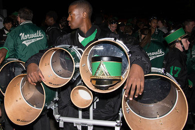 A dinner will be held on Friday, Jan. 31, to benefit the Norwalk High School marching band.