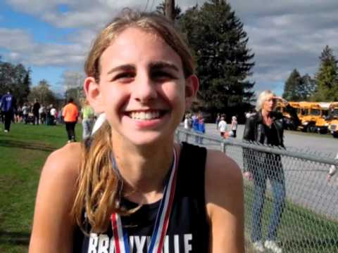 Bronxville track star Mary Cain is off to a fast start after turning pro.