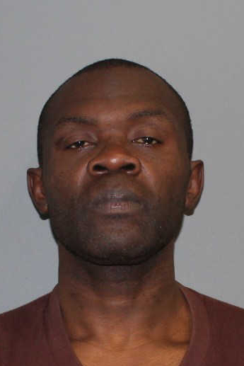 Mustafa Muhammad, 43, of Norwalk was charged with first-degree assault Tuesday morning.