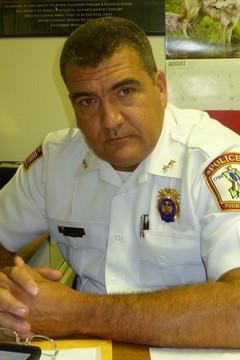 Pound Ridge Police Chief David Ryan led the drive to get CodeRED.