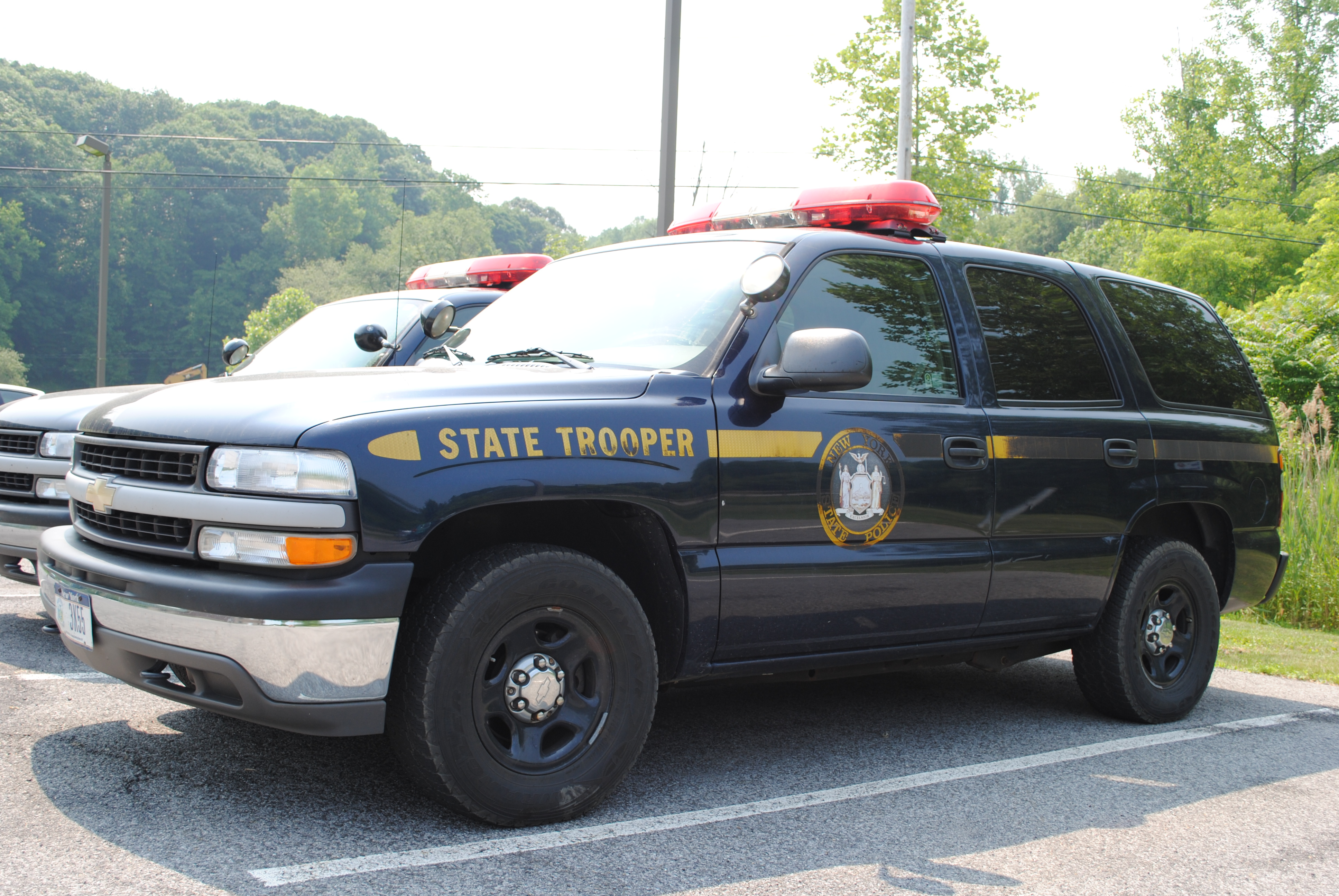 New York State Police charged a Yonkers man with driving while intoxicated on Friday, Jan. 10.