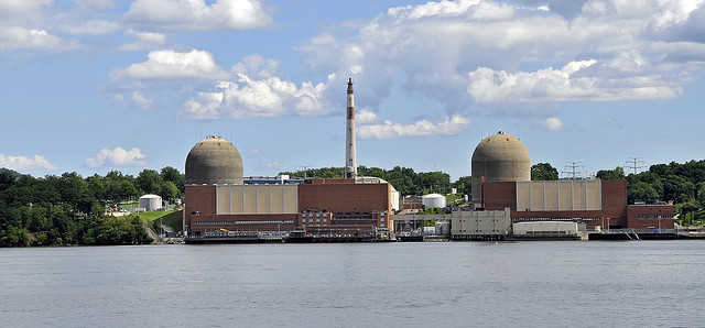 Indian Point is owned by Entergy.