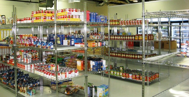 Demand on food pantries in Fairfield County is increasing with the number of people who have lost their jobs when the economy tanked.
