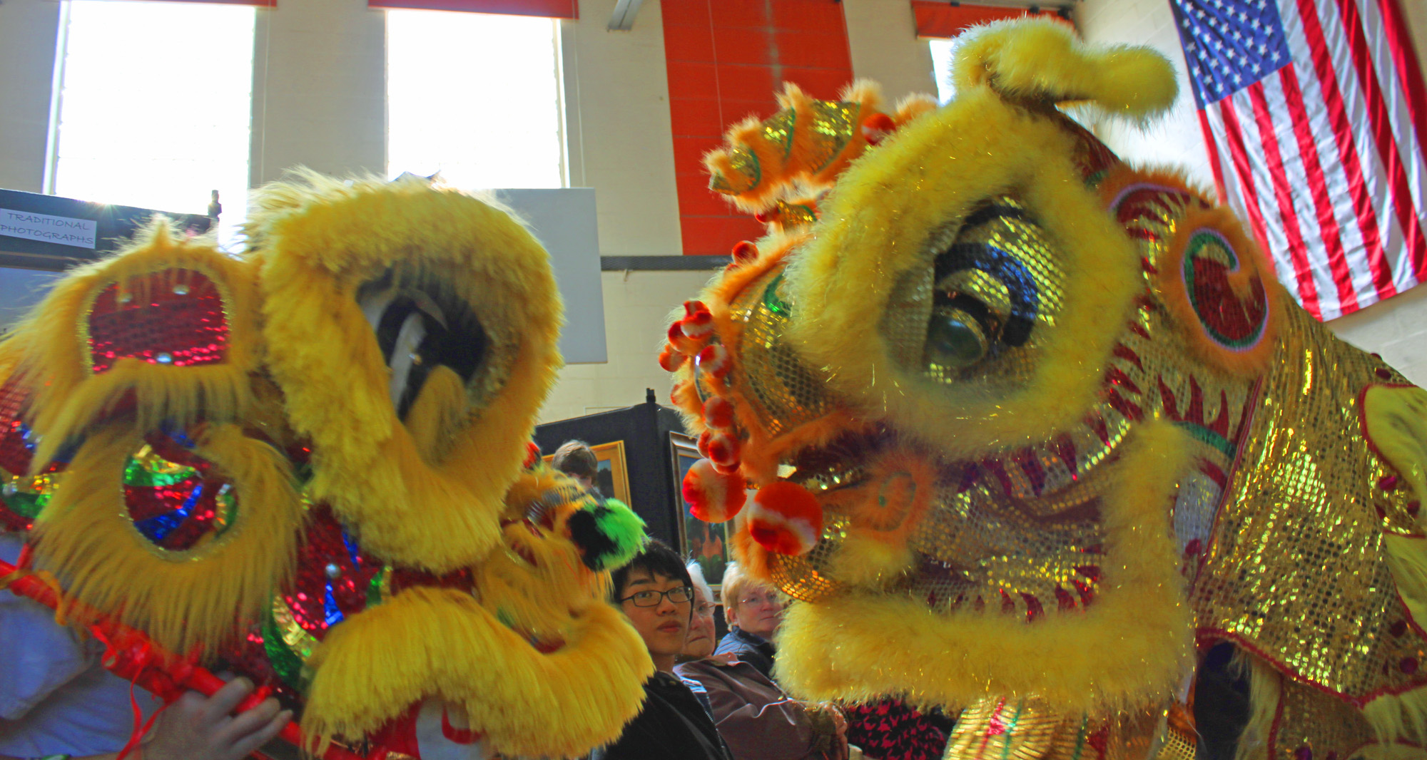 The Organization of Chinese Americans welcomes in the Year of the Horse on Jan. 25.