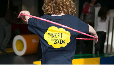 Join Club Fit for its fourth annual Think Fit for Kids Fitness and Fun Festival on Sunday, March 16.