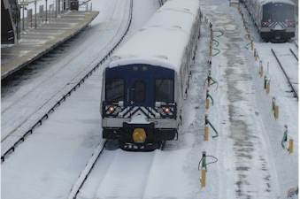 Metro-North says human error is to blame for the system-wide service interruption on Thursday, Jan. 24.