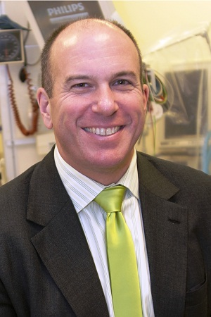 Dr. Ivan Miller is the Director of the Emergency Department at Westchester Medical Center