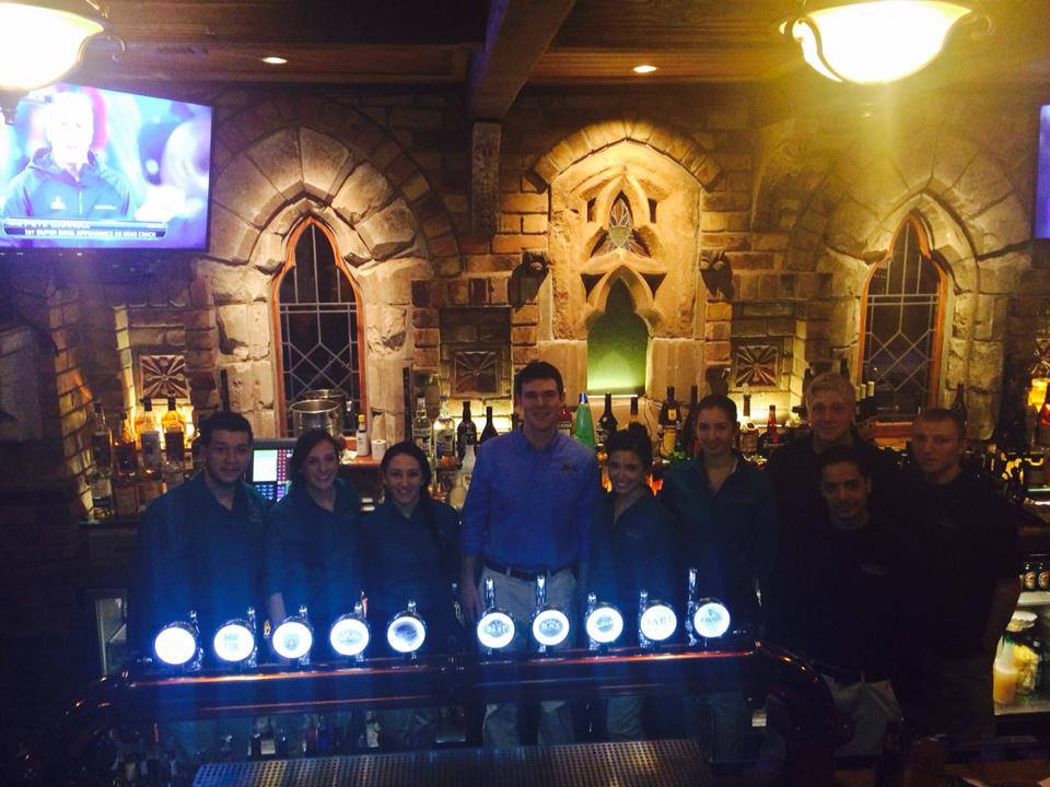 Castle Bar and Grill is now open at 488 Summer St. in Stamford.