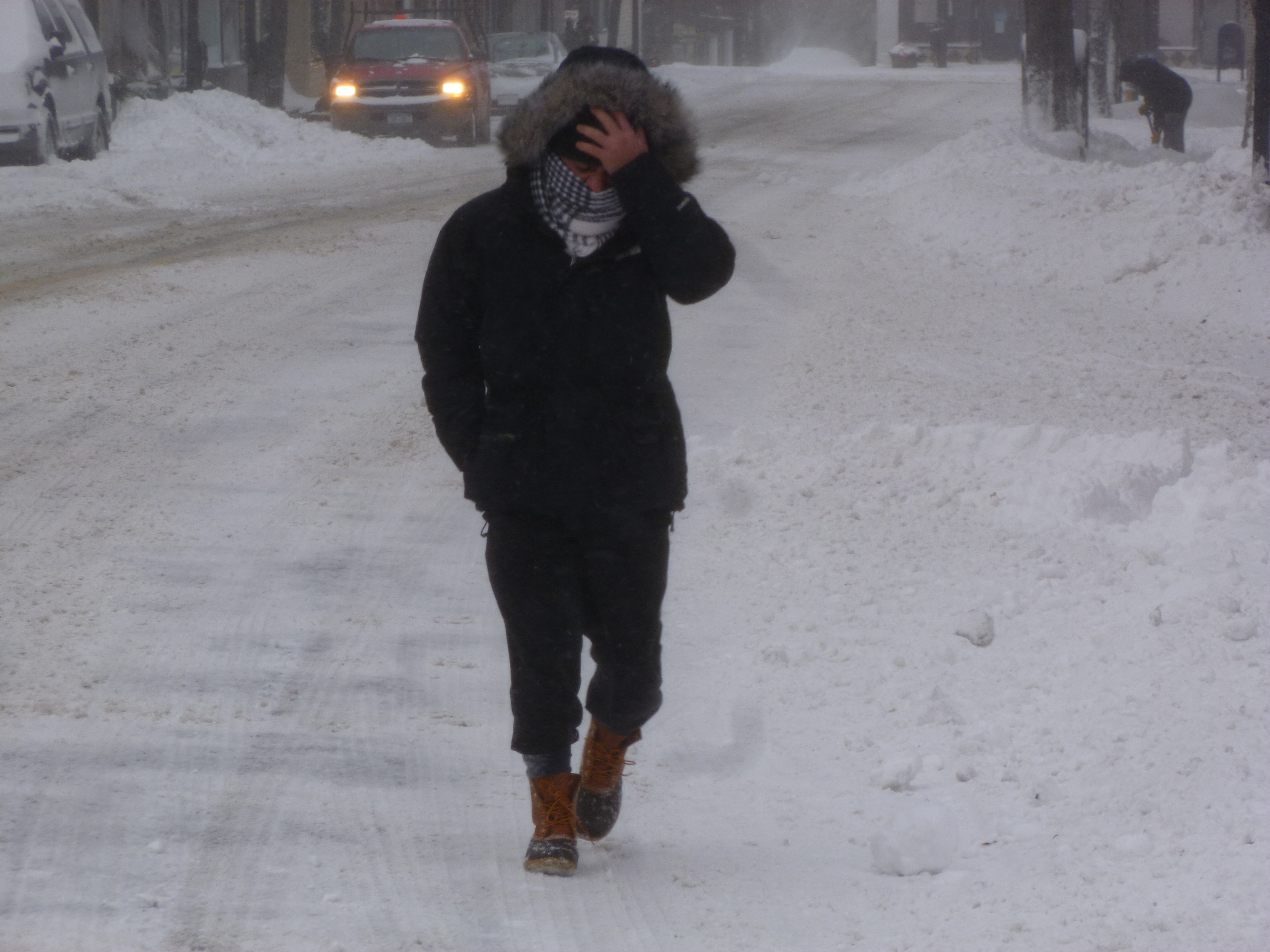 Getting around by car, bus, train or on foot has been a challenge in the Westchester winter of 2013-2014.