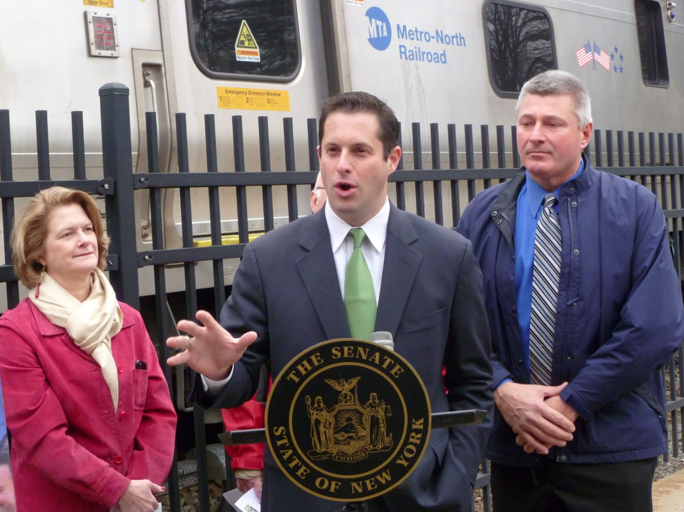 State Sen. Greg Ball was openly critical of a proposal to provide ID cards to illegal aliens in New York City recently.