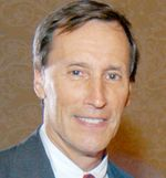 James F. Caldas was named Thursday as the new president of Putnam Hospital Center by Health Quest.