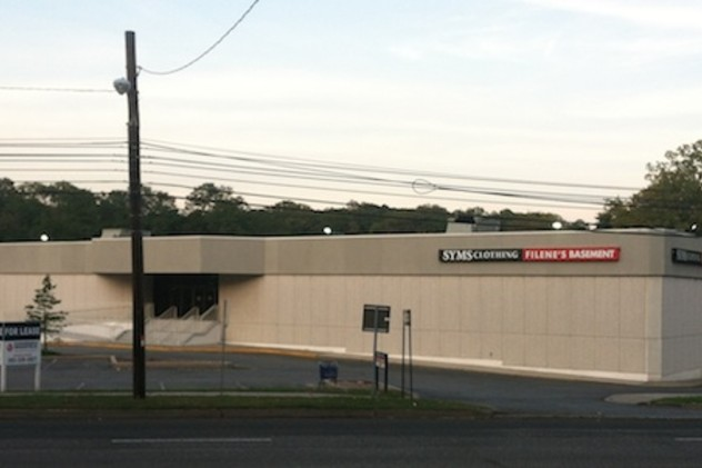 The Sports Authority, located on East Main St. in Elmsford was forced to close due to roof damage.