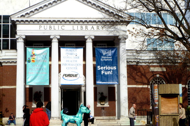 The Ferguson Library in Stamford is ready to host several programs throughout March.