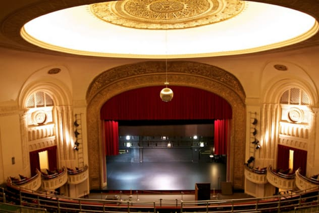 The Capitol Theatre in Port Chester now has a streaming radio station.