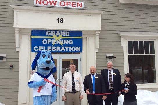 Trustco Bank recently opened a branch in Katonah. See story for IDs.