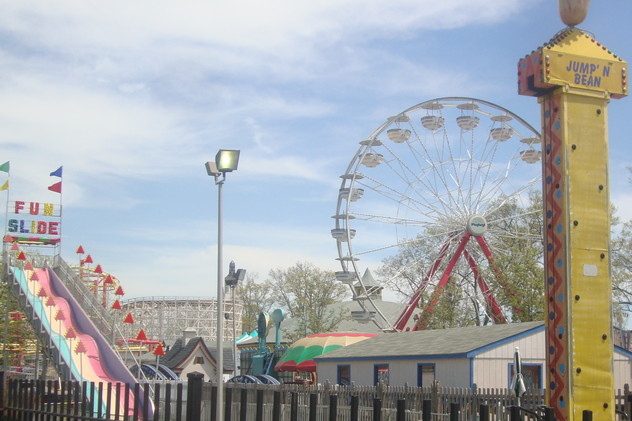 The field zone proposed for Rye Playland has been reduced from 95,000 square feet to 82,500 square feet.