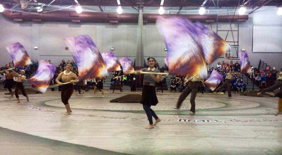 Norwalk High School will host a Winter Guard and Percussion Show on Saturday.