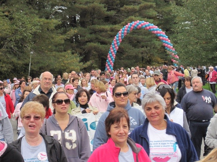 Yorktown Heights' Support Connection is hosting a contest to determine the design of t-shirts for the 20th anniversary Support-A-Walk for Breast and Ovarian Cancer.