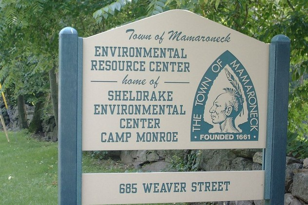 Larchmont's Sheldrake Environmental Center is welcoming spring.