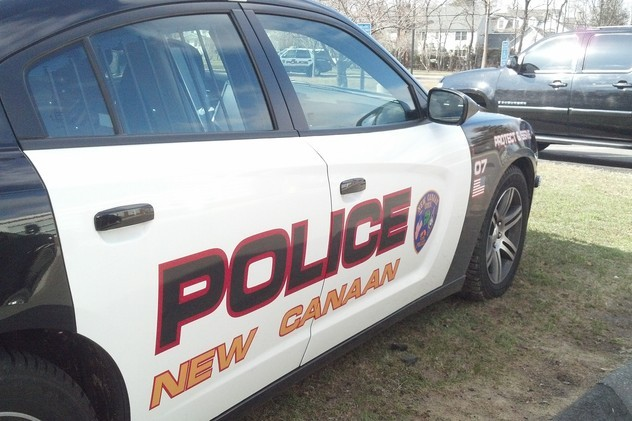 New Canaan police charged a Norwalk woman with driving under the influence on Sunday, March 23.