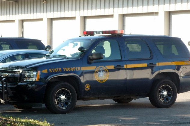 New York State Police conducted a distracted driving detail on Monday, March 31 in Cortlandt.