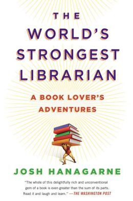 """Josh Hanagarne author of """"The World's Strongest Librarian"""" and Randy Lewis, author of """"No Greatness Without Goodness"""" will be featured at the luncheon."""