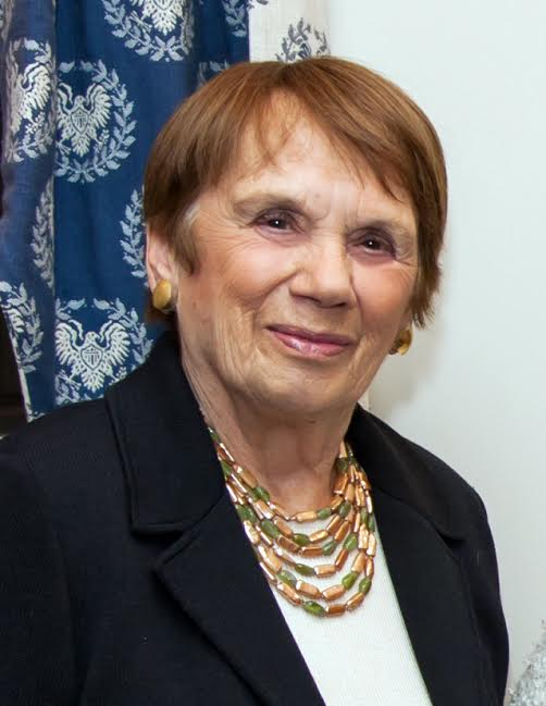 Betty Himmel is one of three Katonah Museum of Art supporters to be honored at the museum's Diamond Jubilee benefit party on May 10.
