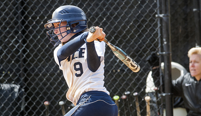 Pace junior Jeane Drury went 2-for-5 with two triples and five RBIs in the game against St. Rose.