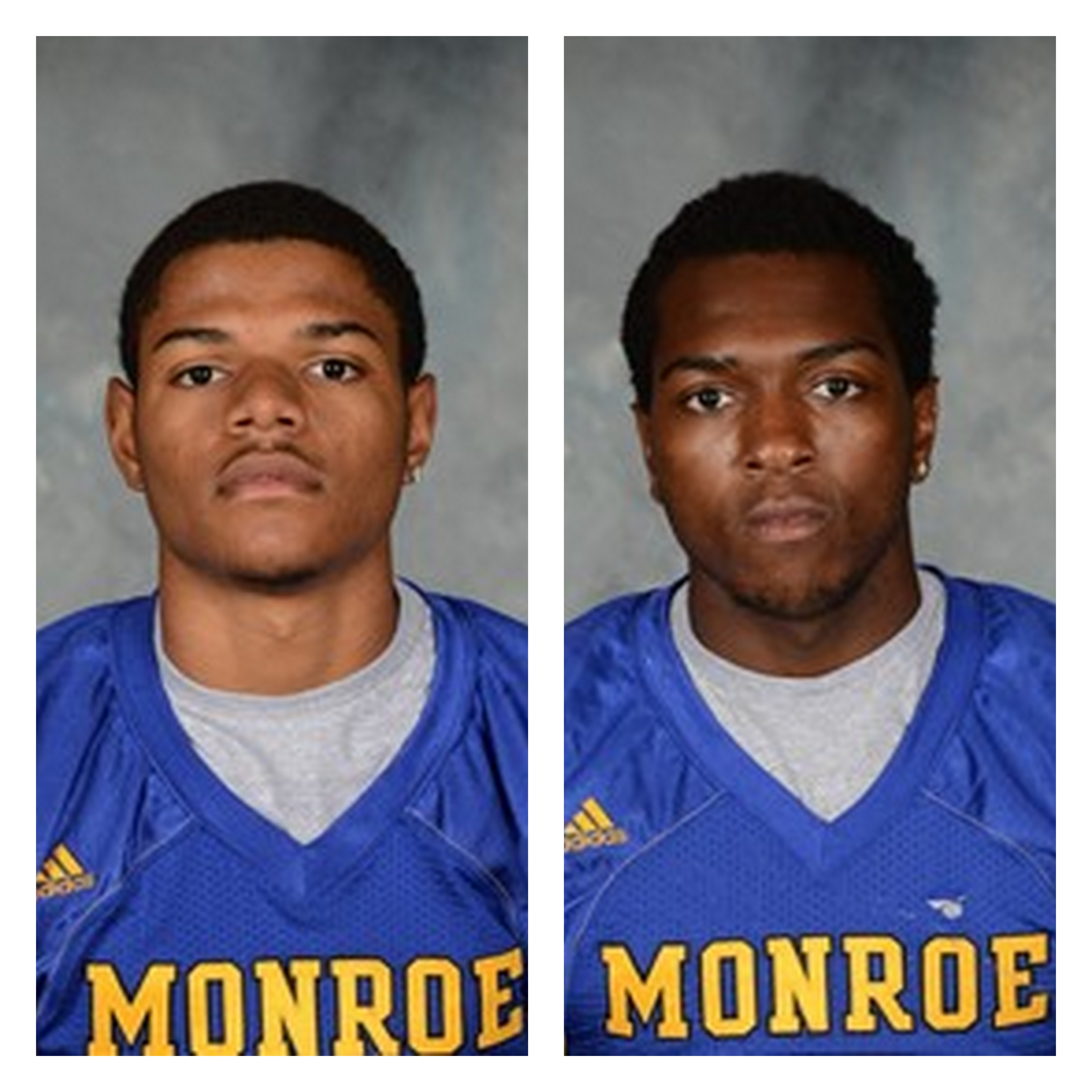 Khalil Burns and Rudolph Henriquez have been suspended by the Monroe Mustangs following a New Rochelle shooting.