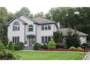 This house at 247 Sara Court in Yorktown Heights is open for viewing on Saturday.